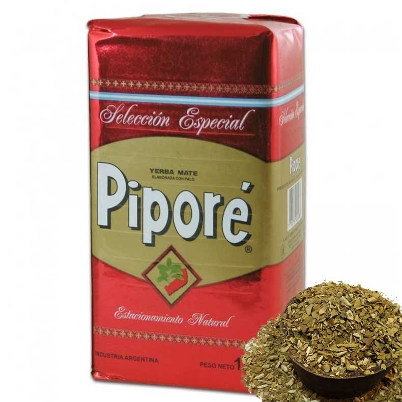 Мате (yerba mate) Pipore Elaborada selection 1 кг