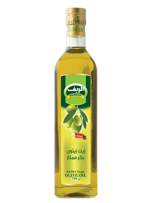 Оливковое масло Extra Virgin Olive Oil ALREEF 500 гр